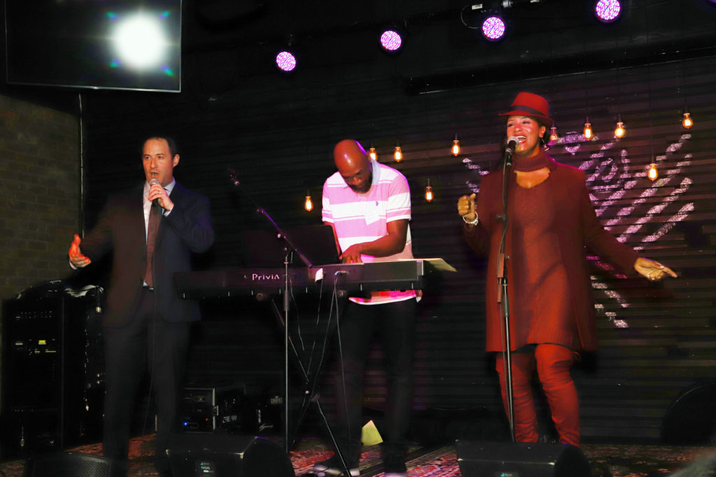 Coalition for Black and Jewish Unity Holiday Party 2018